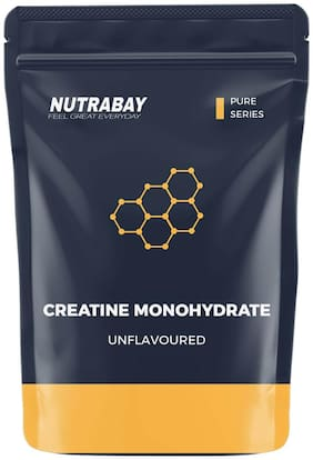 Nutrabay Pure Series Micronised Creatine 500 g