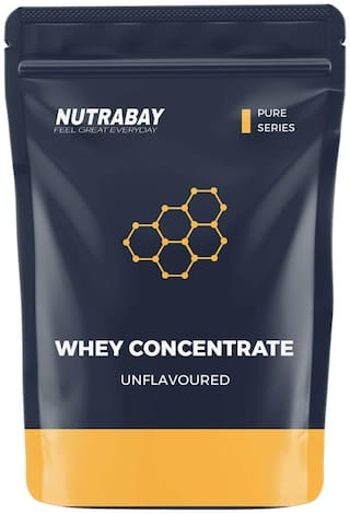 Nutrabay Pure Series Whey Protein Concentrate 1 kg