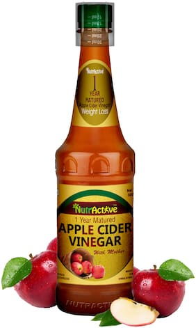 Nutractive 1 Year Matured Apple Cider Vinegar with mother 500 ml