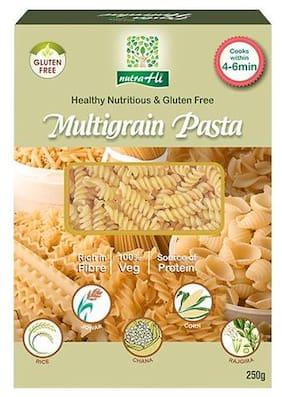 NutraHi Pasta - Fussilli Multi Grain, Gluten free 250 g