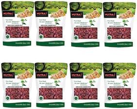 Nutraj American Dried Whole Cranberries 200gm(Pack of 8)