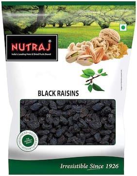 Nutraj Black Raisins (Kali Draksh) Seedless 200g