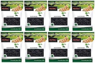 Nutraj Black Raisins Seedless 200gm(Pack of 8)