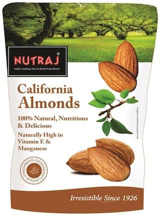 Nutraj California Almonds 250G