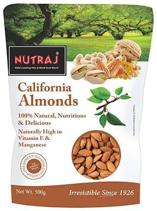 Nutraj California Almonds 500 g