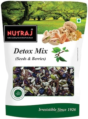 Nutraj Dry Fruits Detox Mix 450 g (Pack of 1)