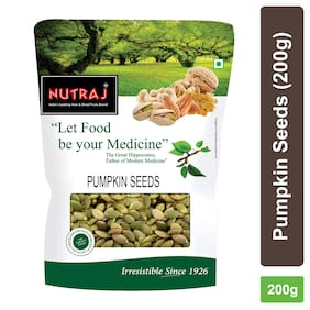 Nutraj Pumpkin Seeds 200G
