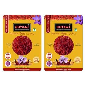 Nutraj Saffron (Kesar) 2g (2 X 1g)