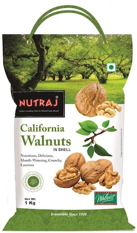 Nutraj Signature California Walnuts 1000G