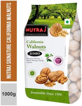 Nutraj Signature California Walnuts 1000G