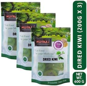 Nutraj Signature Dried Kiwi 200 G (Pack Of 3)