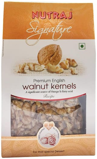 Nutraj Signature Recipe Ready English Walnut Kernels 200G