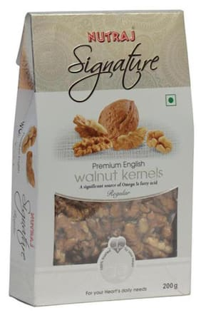 Nutraj Signature Regular Walnut Kernels 200G