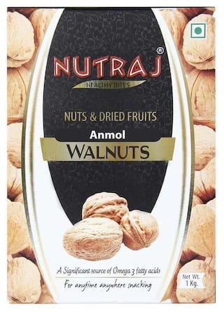 Nutraj Signature Anmol Walnuts Inshell 1000G