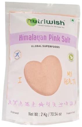 Nutriwish Himalayan Pink Salt-2 kg