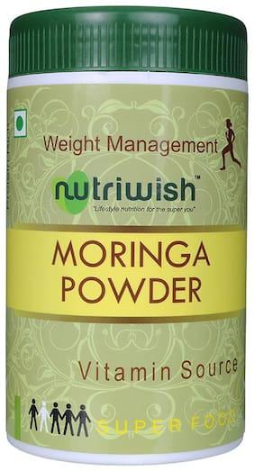 NUTRIWISH Moringa Powder 100 g Pack of 1