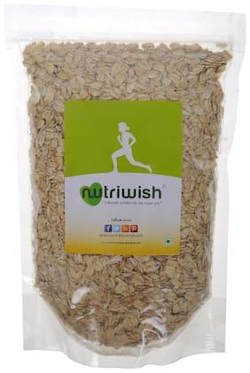 NUTRIWISH Premium Gluten Free Rolled Oats 500g