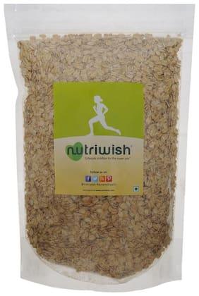 NUTRIWISH Premium Gluten Free Rolled Oats 1kg