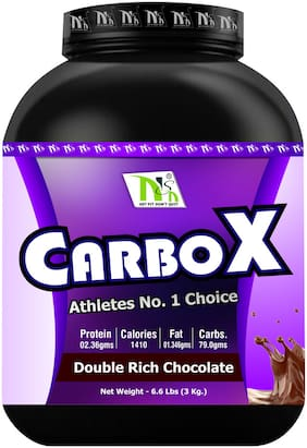 Nutro Sports Nutrition Carbo X 3Kg