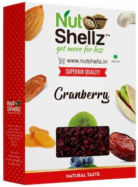Nutshellz Dried Cranberry, 1 Kg