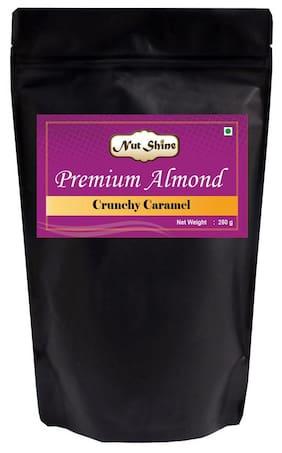 NUTSHINE Crunchy Caramel Almond