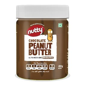 Nutty Chocolate Peanut Butter 400 g