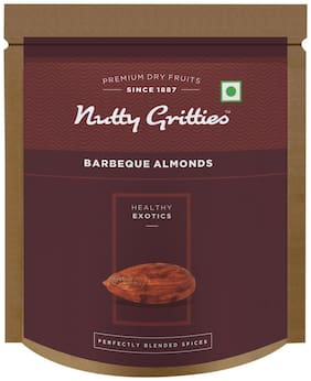 Nutty Gritties Barbeque Almonds 21 g
