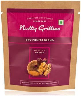 Nutty Gritties Dry Fruits Blend (Pack Of 8 - 25G Each)  200G