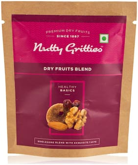 Nutty Gritties Dry Fruits Blend (Pack Of 7 - 25G Each)  175G