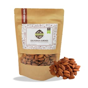 Nutvilla California Almond/Badam Regular 500g (Pack Of 1)