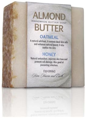 Nyassa Almond Butter Butter Soap 150g