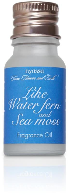 Nyassa Like Water Fern And Sea Moss Fragrance Oil 10ml