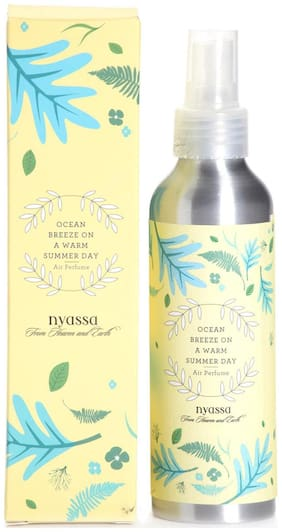 Nyassa Like An Ocean Breeze On A Warm Summer Day Room Fragrance Spray 180ml