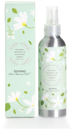 Nyassa Like An Early Morning At An Indian Temple Room Fragrance Spray 180ml