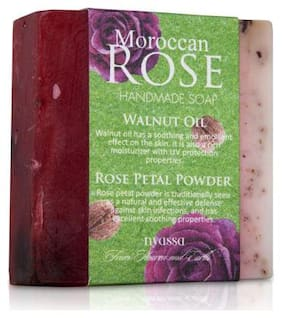 Nyassa Moroccan Rose Handmade Soap 150 gm