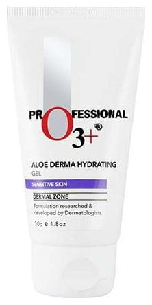 O3+ Aloe Derma Hydrating Gel 50 g