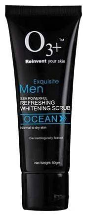 O3+ Men Sea Powerful Refreshing Whitening Scrub 50 g
