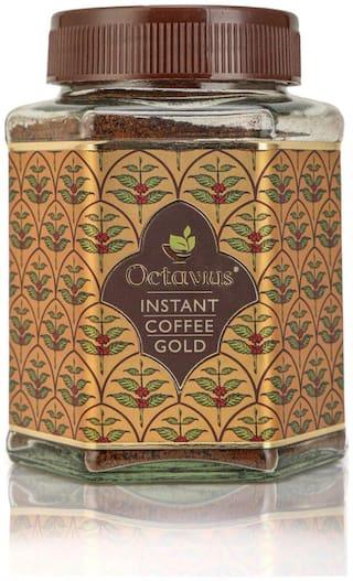 Octavius Gold Instant Coffee Powder Jar 100 g