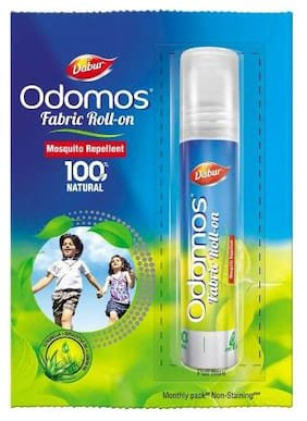 Odomos Mosquito Repellent - Fabric Roll-on 8 ml