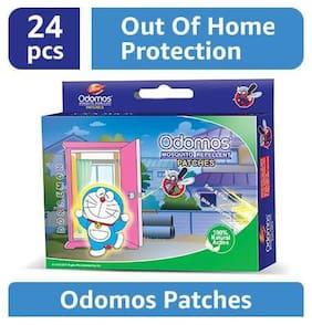 Odomos Mosquito Repellent Patch - Carton 24 pcs