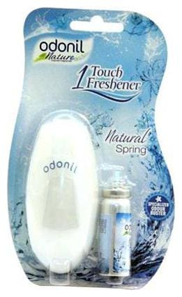Odonil  One Touch Air Purifier Freshener - Natural Spring Combo 1 pc