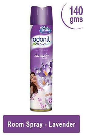 Odonil  Room Spray Home Freshener - Lavendar 200 g