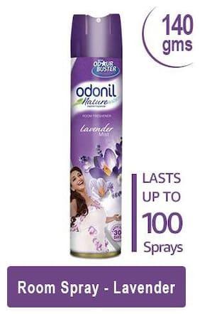 Odonil  Room Spray Home Freshener - Lavendar 140 g