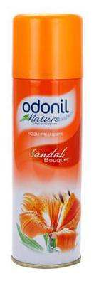 Odonil Room Spray 140 g Sandal Bouquet