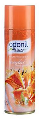 Odonil Room Spray 140gm Sandal Bouquet