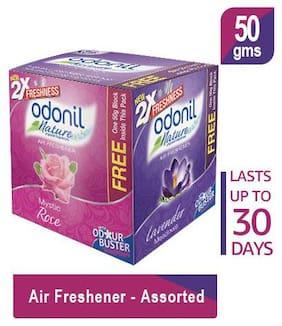 Odonil  Toilet Air Freshener Mix (3+1) 50 g