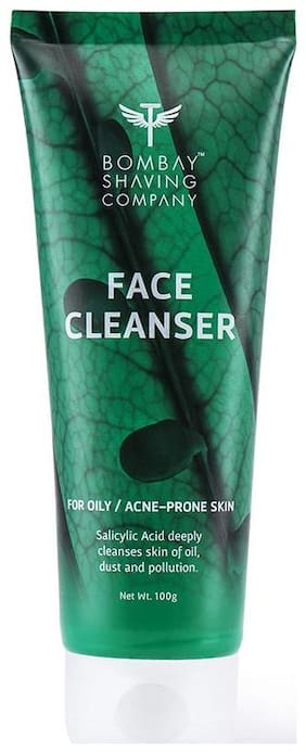 Oil Control Face Cleanser 100 g by Bombay Shaving Company