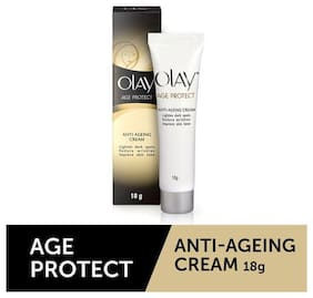Olay Age Protect- Anti Ageing Cream 18 gm