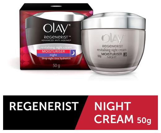 Olay Regenerist - Advance Anti Ageing Revitalising Night Cream 50...