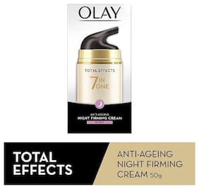 Olay Total Effect 7 In 1 - Anti Ageing, Night Cream 50 gm